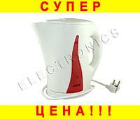 Электро чайник 1675 пластик электрочайник