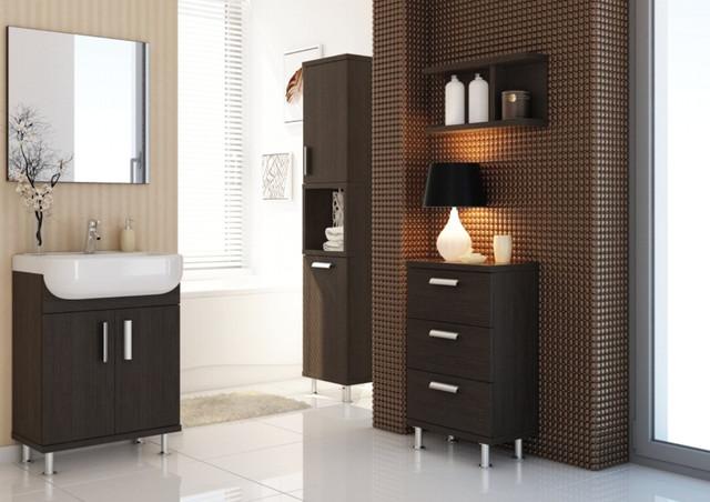 Секреты выбора мебели для ванной комнаты