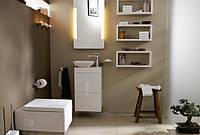 Из чего состоит мебель для ванной комнаты