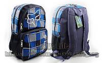Рюкзак  для міста , спортивный, городской FOX  22l (blue-grey), фото 1