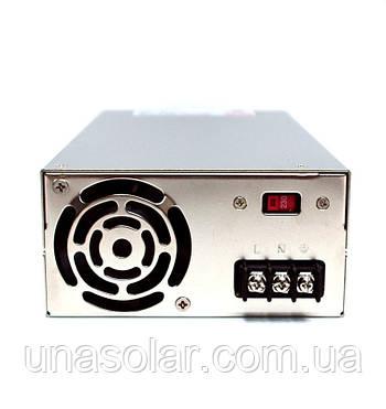 SE-600-48 Блок живлення Mean Well 600 вт, 48 В, 12.5 А, Київ