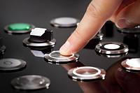 Кнопки управления, переключатели, джойстики