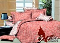 Полуторный комплект постельного белья PL1582-01 поплин