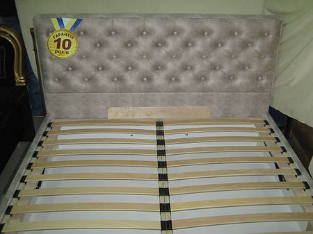 Кровать АМУР на ламелях