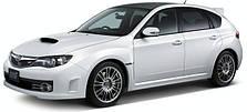 Фаркопы на Subaru Impreza (c 2007--) hatchback