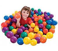 Шарики (мячики) для сухого бассейна 6,5 см (32 шт)
