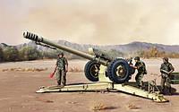 1:35 Сборная модель 122-мм гаубицы Д-30 (ранняя), Trumpeter 02328