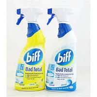 Чистящее средство для ванной Biff Bad Total 750 мл