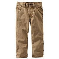"""Детские вельветовые брюки """"Khaki"""" OshKosh"""