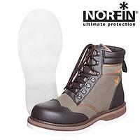 Ботинки забродные Norfin WHITEWATER BOOTS р.40 (91245-40)