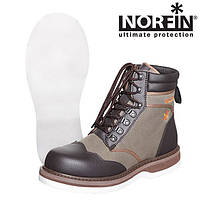 Ботинки забродные Norfin WHITEWATER BOOTS р.41 (91245-41)