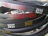 Приводной клиновой ремень Z(0)-630 , Excellent, фото 3
