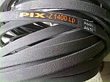"""Приводний клиновий ремінь Z(0)-1400 PIX на Мотоблок """"Ока МБ-1Д"""" 1400 мм, фото 3"""