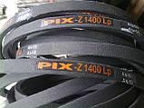 """Приводний клиновий ремінь Z(0)-1400 PIX на Мотоблок """"Ока МБ-1Д"""" 1400 мм, фото 4"""