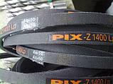 """Приводний клиновий ремінь Z(0)-1400 PIX на Мотоблок """"Ока МБ-1Д"""" 1400 мм, фото 5"""
