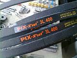 Приводной клиновой ремень Z(0)-3L-400 PIX, 1000 мм, фото 3