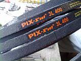 Приводной клиновой ремень Z(0)-3L-400 PIX, 1000 мм, фото 5