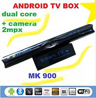MK 900 Android 4.2 Dual Core RK3066 1GB/8GB WIFI  Camera 2.0MP TV BOX