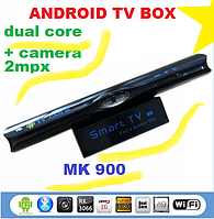 MK 900 Android 4.2 Dual Core RK3066 1GB/8GB WIFI  Camera 2.0MP TV BOX, фото 1