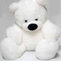 Белый плюшевый медведь 180 см