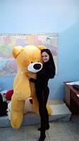 Мишка Бублик медовый 80 см