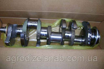 Вал колінчастий ЯМЗ-236 (Н) 236-1005009-Д2