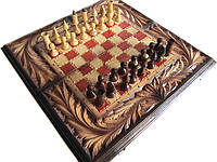 Шахматы ручной работы купить в Украине, фото 1