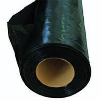 Пленка тепличная черная рукав 6 м Союз 150 мкм