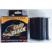 Леска CARP BLACK Spinning черный 0,18-0,40 300м