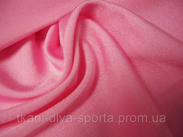 Бифлекс с нежным блеском розовый