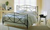 Металлическая кровать Рейна