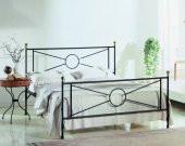 Металлическая кровать Эмиль
