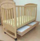 Кроватка детская ЛД-4