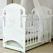 Кроватка детская ЛД-8