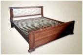 """Кровать """"Магнолия М"""" - Кровать Магнолия М 160*200 (бук массив)"""