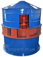 Вентилятор ВКР №12,5 (4 кВт, 750 об/мин)