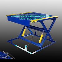 Гидравлический подъемник. Подъемный стол.