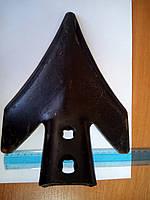 """Лапа стрельчатая 7,3"""" 372560A1  Case TMII"""