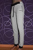 Женские спортивные штаны хорошего качества, модные, серые