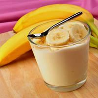 Наполнитель для йогуртов с кусочками клубники-банана