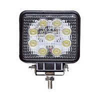 Светодиодная фара рабочего освещения FR859 (27 Вт), фото 1