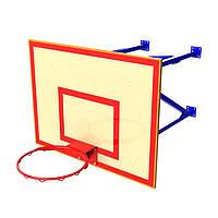 Щит баскетбольный настенный  Inter Atletika (УТ 411)