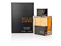 Мужская туалетная вода Solo Loewe (Соло Лоев)