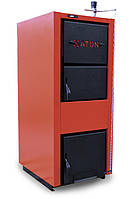 Универсальный твердотопливный котел Aton Tradycja 20 TTK - отопительные котлы на дровах и угле.