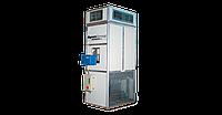 Газовый воздухонагреватель с возможностью вертикальной и горизонтальной установки PK