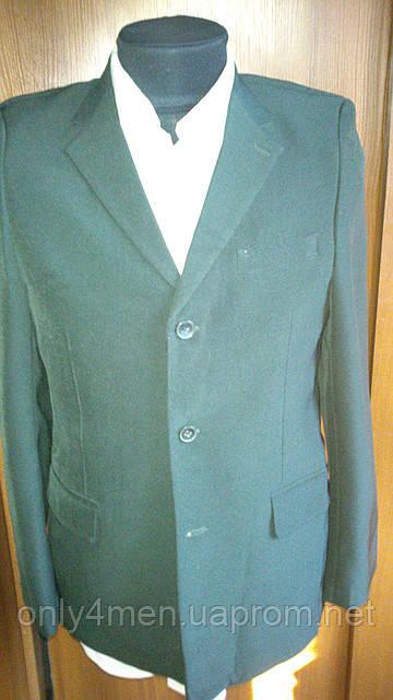 Зеленый пиджак 176-190 cм для мальчиков