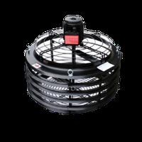 Воздушный смеситель предназначен для устранения термического расслоения воздуха