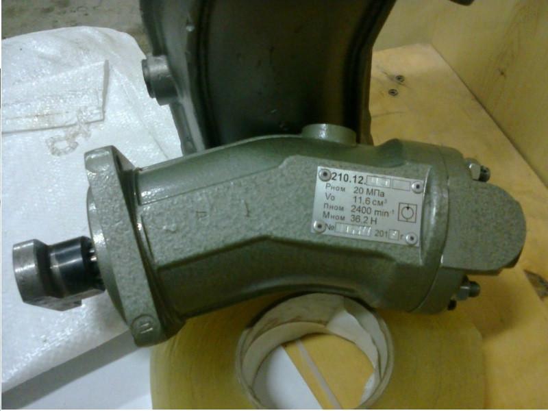 Гідромотор 210.12.00 (01-06)