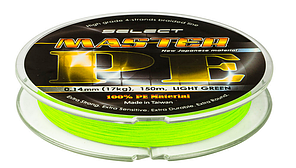 Шнур Select Master PE 150m 0.06mm 9kg