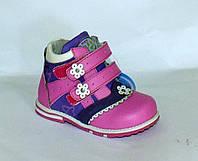 Ботинки весна девочка, фото 1